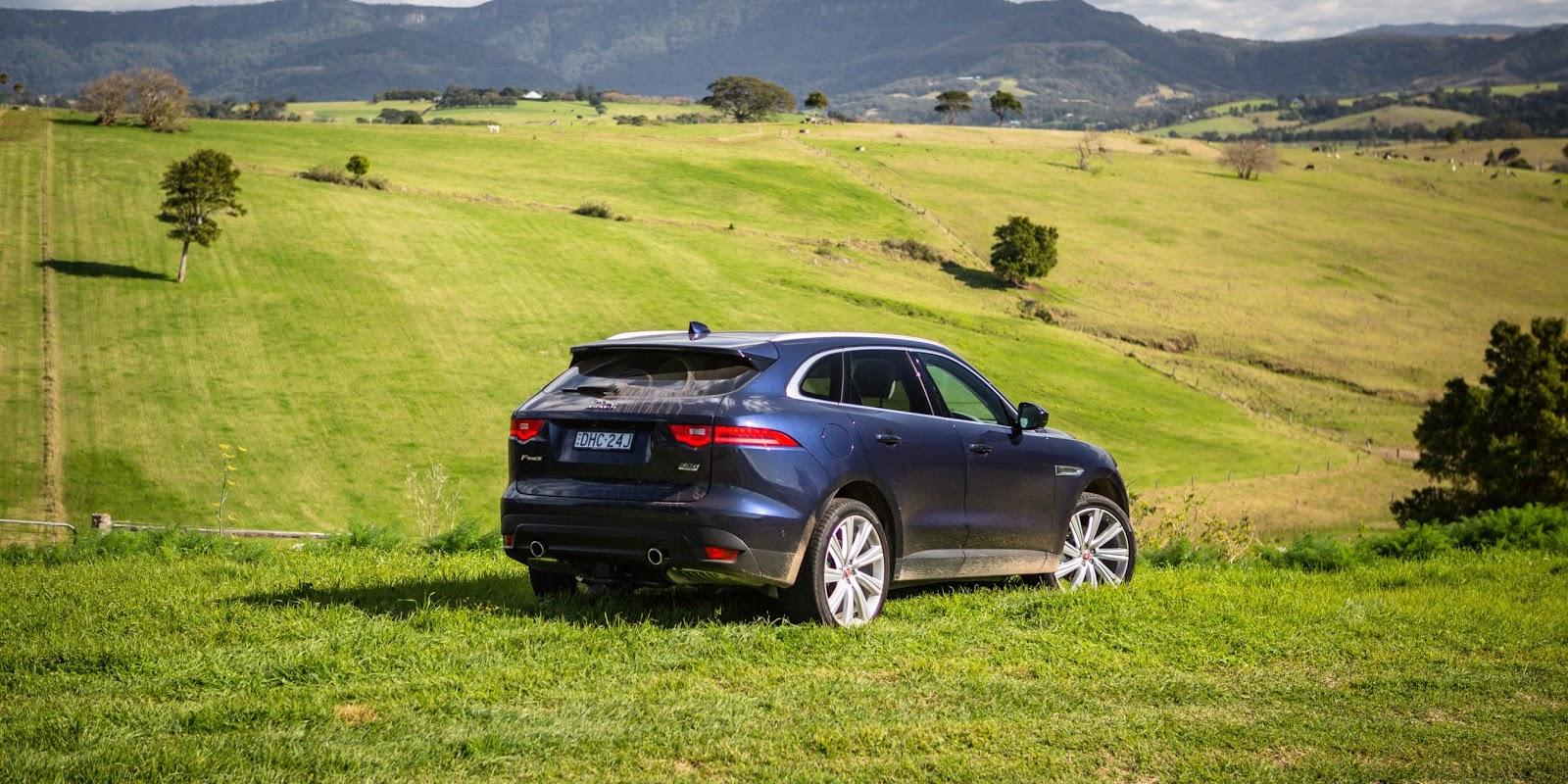 Jaguar F-Pace, có lẽ Jaguar nên tạo ta con báo đích thực này sớm hơn