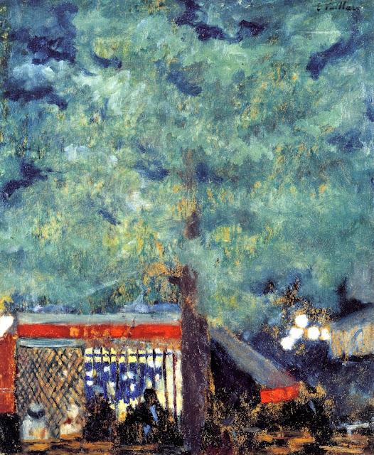 Édouard Vuillard - The Guinguette