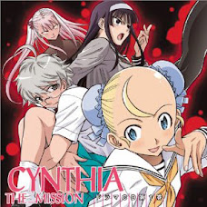 Manga Scan Cynthia The Mission [eng]