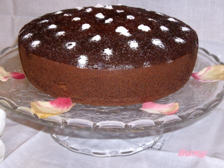 Bizcocho de chocolate (FC)