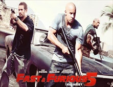 فيلم Fast and Furious 5