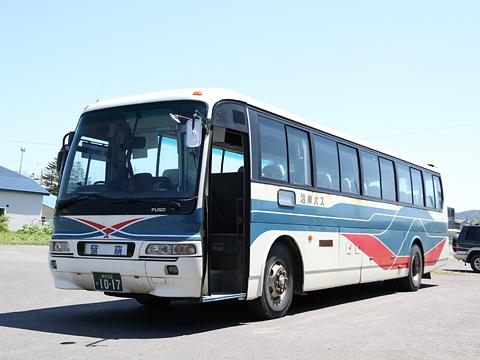 沿岸バス 豊富留萌線 1017