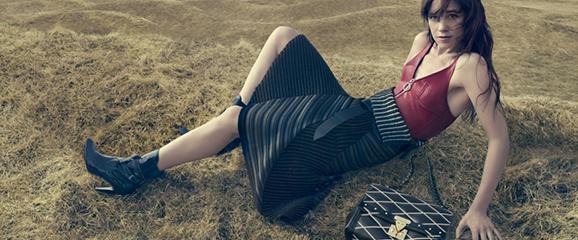 Louis Vuitton campanha SERIES 1