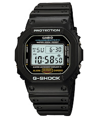 Casio G-Shock : GD-100BW-1