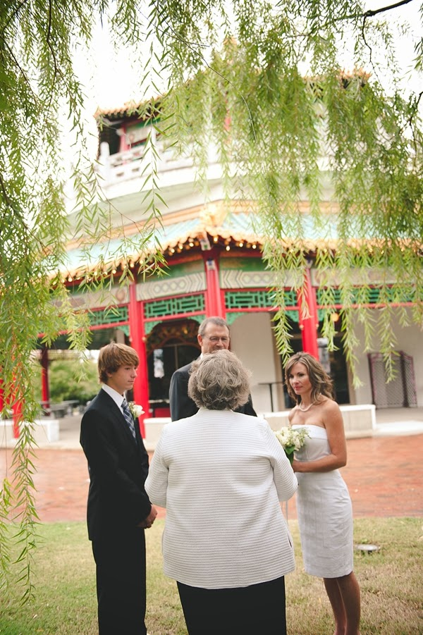 Intimate Norfolk Pagoda Wedding By Bit Of Ivory