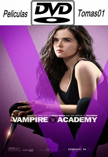 Academia de vampiros (2014) DVDRip