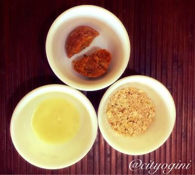 sattvic oats