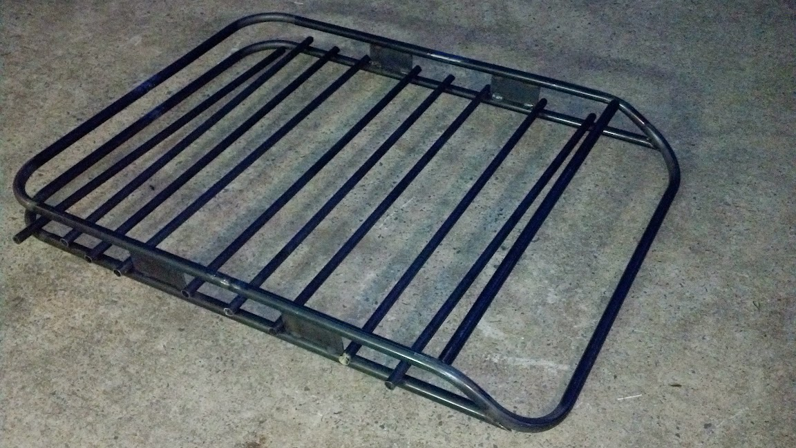 Build My Rack >> Build Your Own Roof Rack For 70 Jeepforum Com