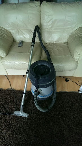 hoover aquamaster how to use