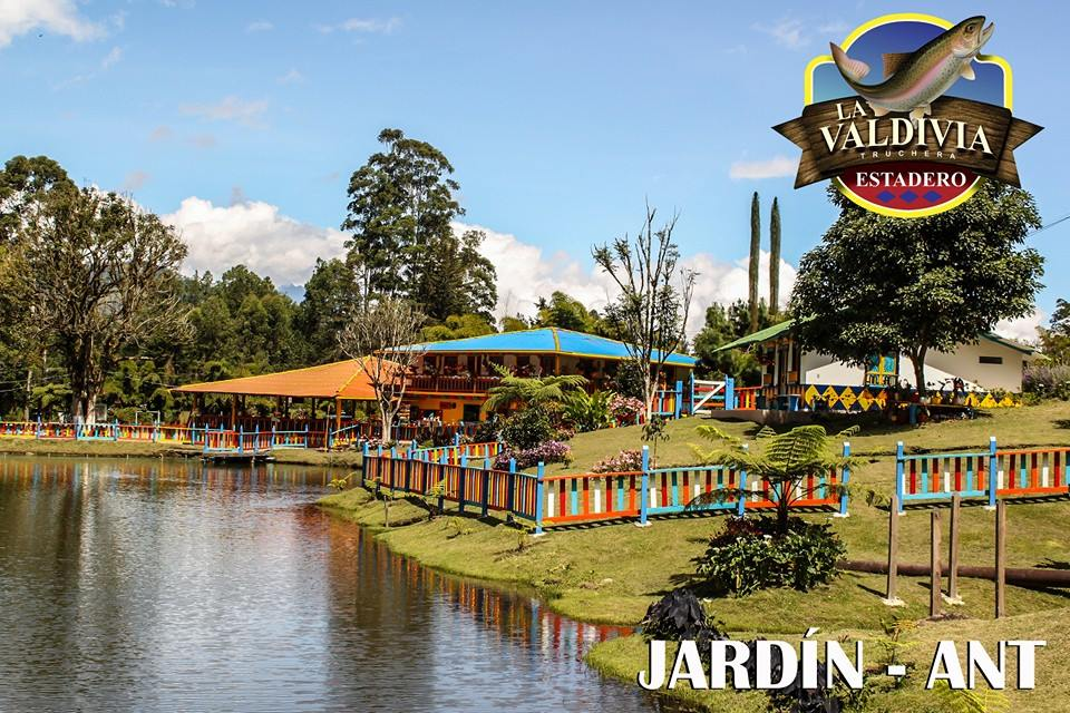 Estadero la valdivia jardin antioquia for Antioquia jardin