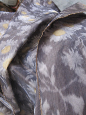 Marc Jacobs Silk Taffeta Jacket