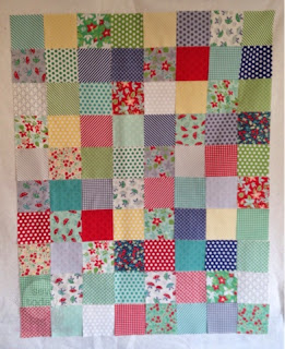 Prepare a quilt layout