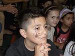 Vidám Halloween-Party az iskolánkban