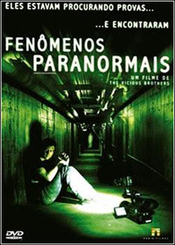 Baixar Filme Fenômenos Paranormais BDRIP Dual Áudio + RMVB Dublado