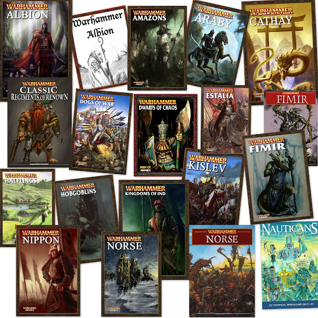 Fantasy Battle Unofficial Army Book forum