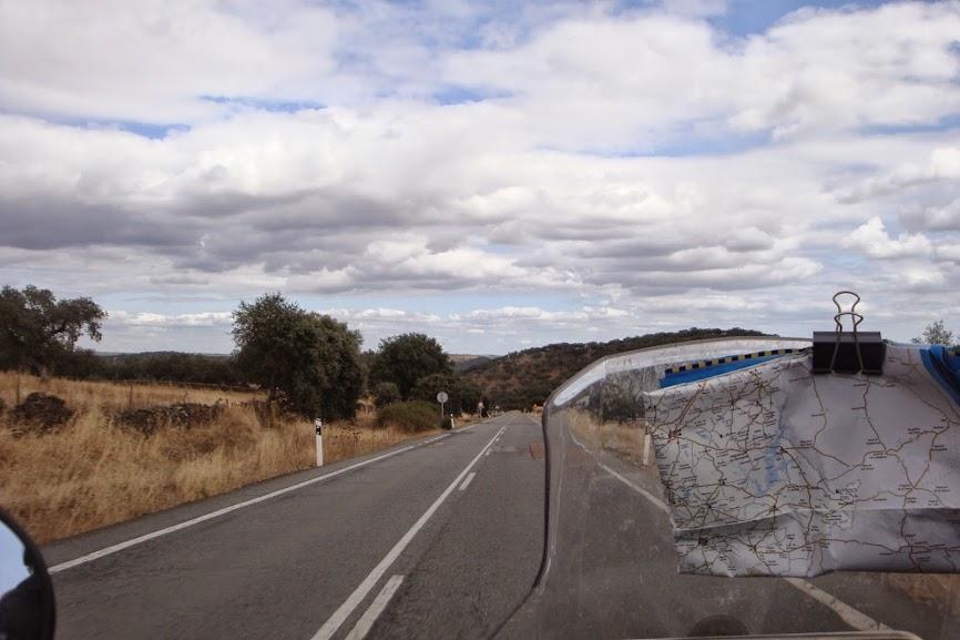 De Alcobaça ao ALLgarve são 590 Kms... DSC07468