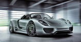 Green Light for Series Development of the 918 Spyder