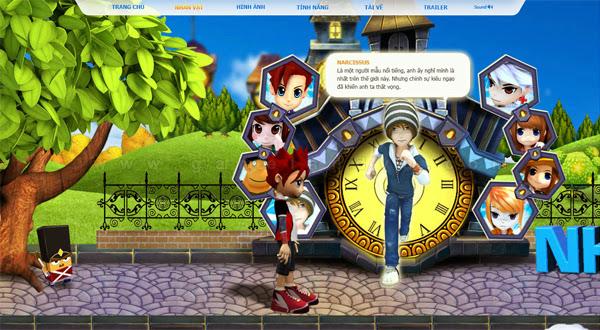 Trang giới thiệu GoGoRun đã chính thức trình làng 5