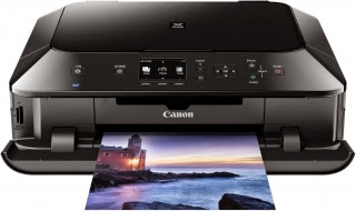 Get Canon PIXMA MG5450 Printer driver software and launch