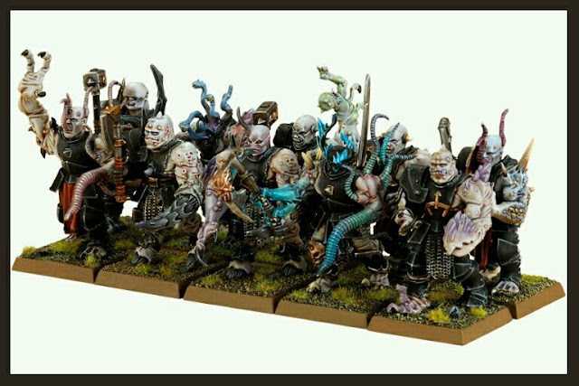 Caja Malditos del Caos Games Workshop