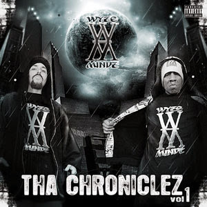 Wyze Mindz - Tha Chroniclez Vol.1