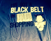 Black-Belt-In-Shopping
