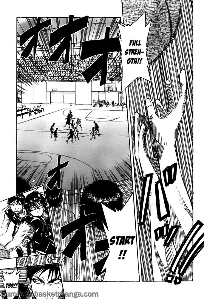 Kuroko no Basket Manga Chapter 42 - Image 21