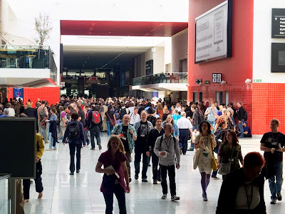 LonCon crowd