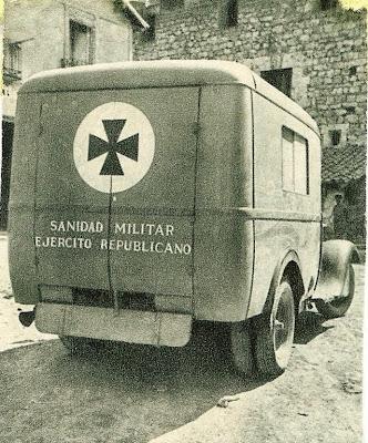 Republican ambulance