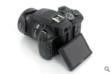 Fujifilm HS20 Sample Image