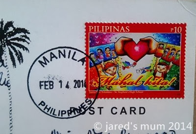 Sunday Stamps, stamps, Philippines, commemorative stamps