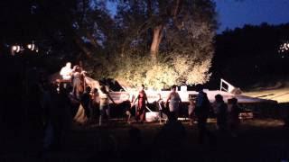 Somogy Táncegyüttes Táncház Bárdudvarnok Falunap 2014 video