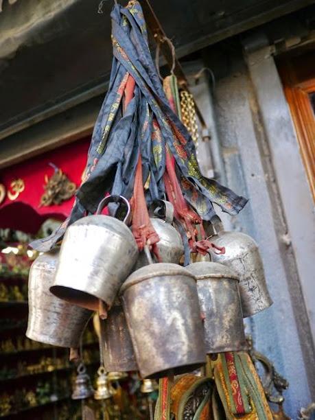 達人帶路-環遊世界-尼泊爾-鈴鐺