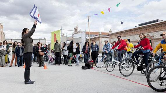 FestiBal con B de Bici 2013, el 18 de mayo en Matadero Madrid