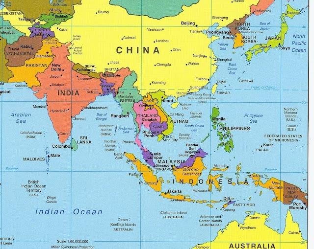 mapa filipinas asia ARAW ARAW 2013   SSCC FILIPINAS PARA AMÉRICA LATINA mapa filipinas asia