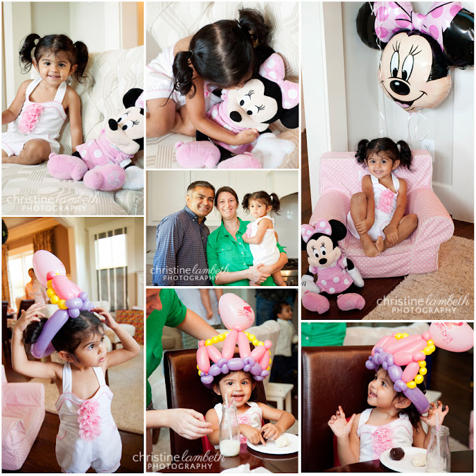 Minnie Mouse 2nd birthday - Houston, TX