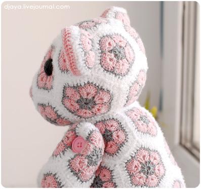 Серый и розовый - Детский
