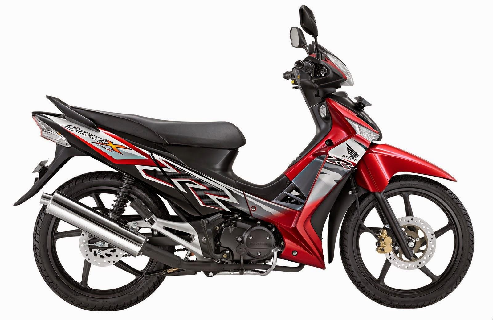 Honda Supra Fit Korek Harian