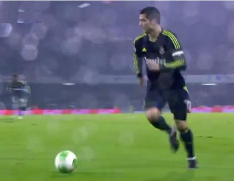 Ronaldo, Celta Vigo - Real Madrid