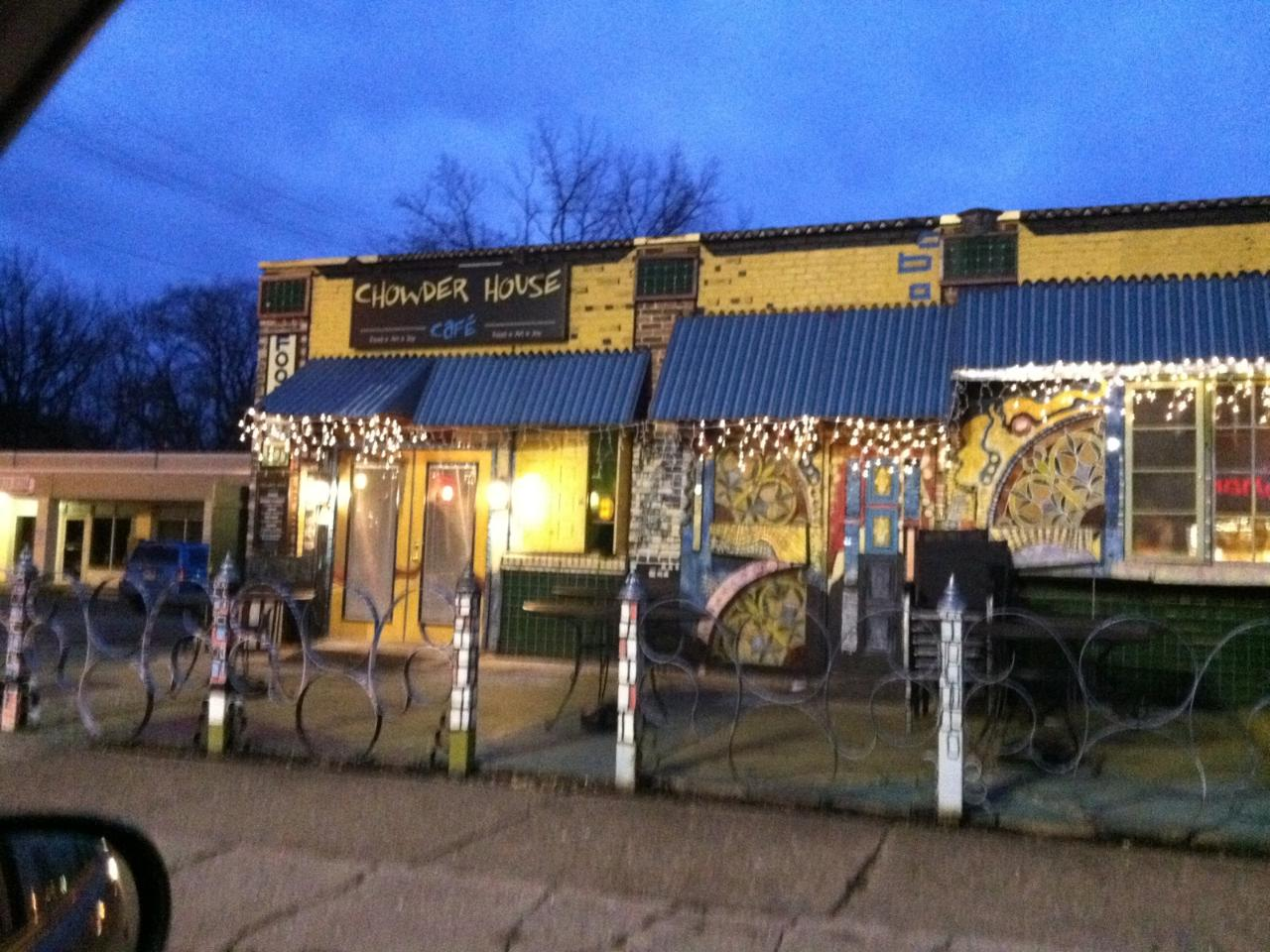 Independent Akron Chowder House Cafe Cuyahoga Falls