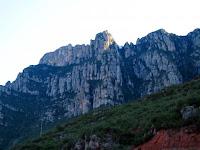 Двойник Демерджи - гора Монтсеррат