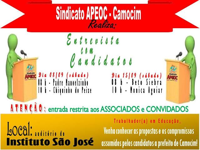 Sindicato APEOC - Camocim