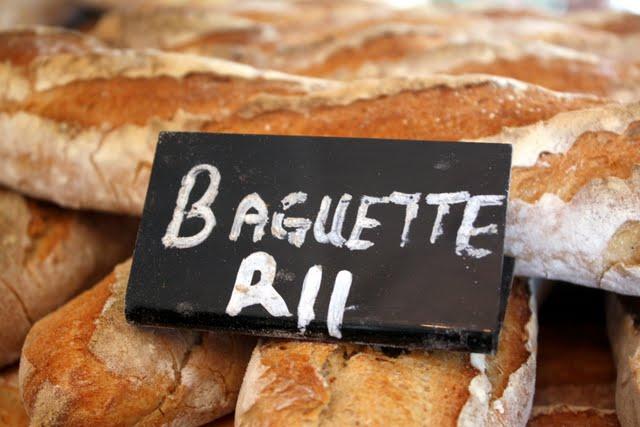 Baguettes at Vovo Telo bakery in Parkhurst Johannesburg