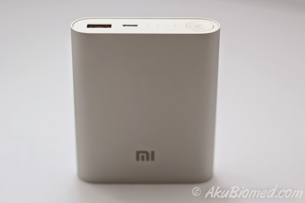 powerbank mi 10400mAh
