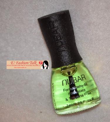 Nubar cuticle & Nail Oil