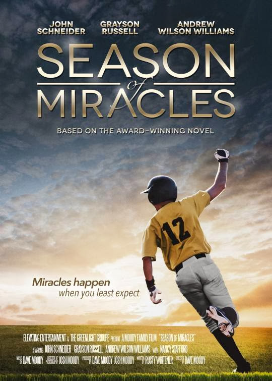 Poster Of English Movie Season of Miracles (2013) Free Download Full New Hollywood Movie Watch Online At alldownloads4u.com