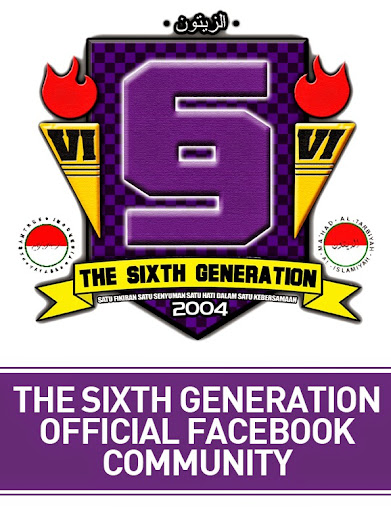 Sixth Generation Facebook Community