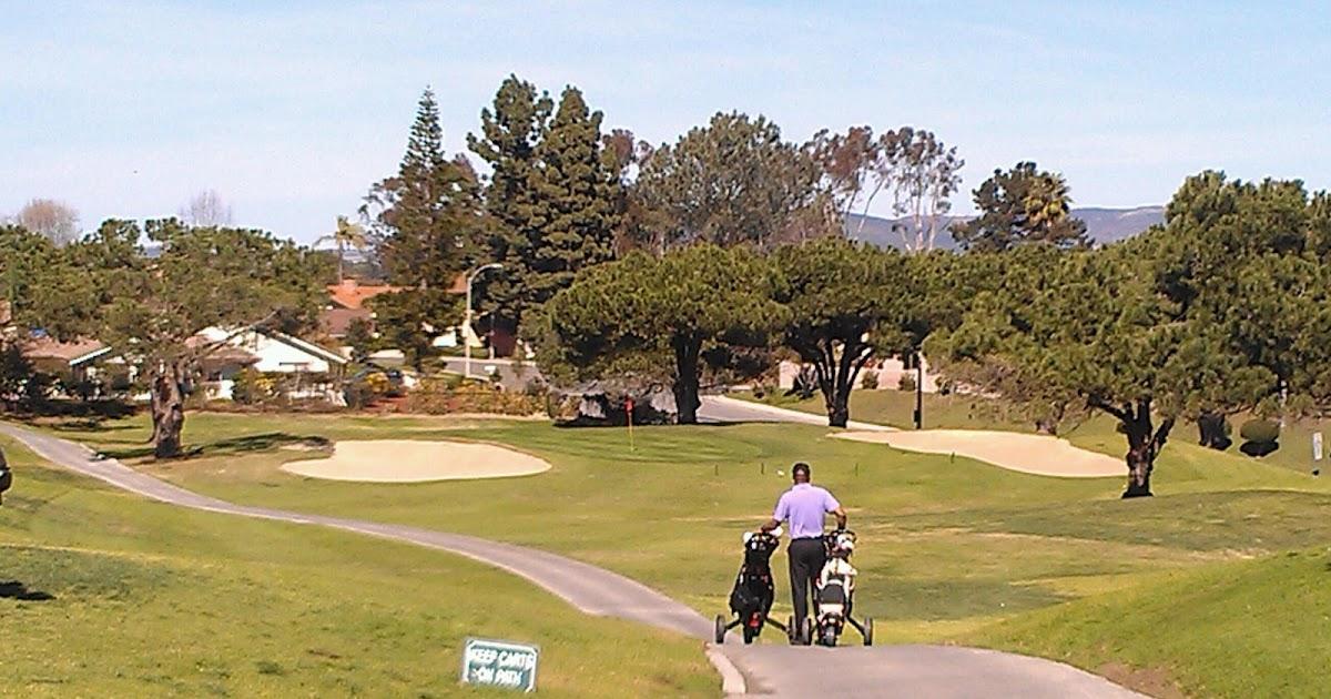 サンディエゴでゴルフ: Lomas Santa Fe Executive Golf Course:歩いてまわれる ...