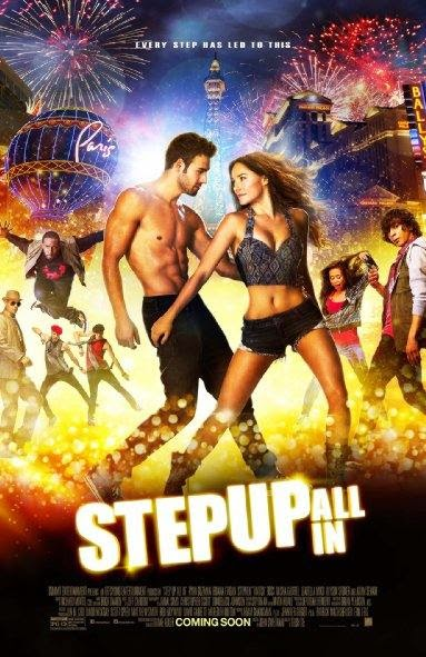 Poster Of English Movie Step Up All In (2014) Free Download Full New Hollywood Movie Watch Online At Alldownloads4u.Com