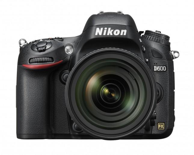 Nikon D600 Digital SLR Camera